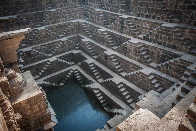 stepenice indija