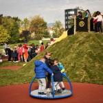 Otvoreno novo dječije igralište i rekreativna zona u Banjaluci