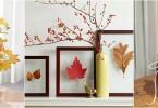 dekoracije jesenje lisce