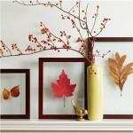 """Ideje koje vrijedi """"ukrasti"""": Buketi i dekoracije od jesenjeg lišća"""
