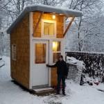 Trinaestogodišnjak postao zvijezda nakon što je izgradio sebi mini kućicu