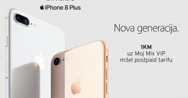 iPhone 8 u Mtelu