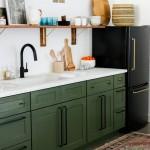 Neobično preuređenje: Od bezveznog do modernog mat crnog frižidera