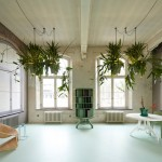 Lusteri biljke – idealna rasvjeta za kancelarije