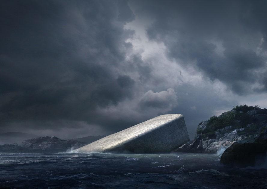 podvodni restoran norveska