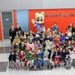 Druženje sa Super Štekom – maskotom dječije štednje i tradicionalne nagrade najmlađem i najstarijem štediši
