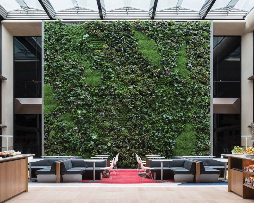 vertikalni vrt odrziva zgrada