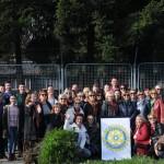 Rotari zajednica za ljepšu Banjaluku: Novi drvored u ulici Knjaza Miloša