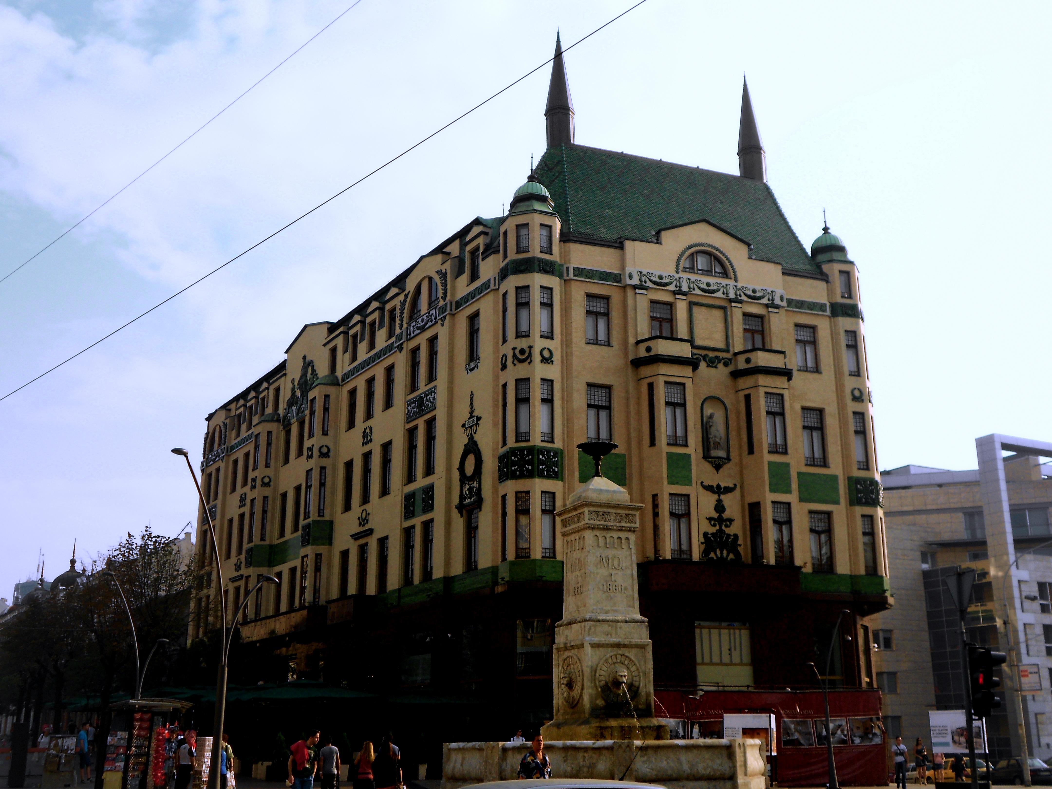 HotelMoskva