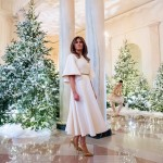 Pogledajte kako je Melania dekorisala Bijelu kuću za praznike