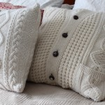 Napravite jastučnicu od starog džempera