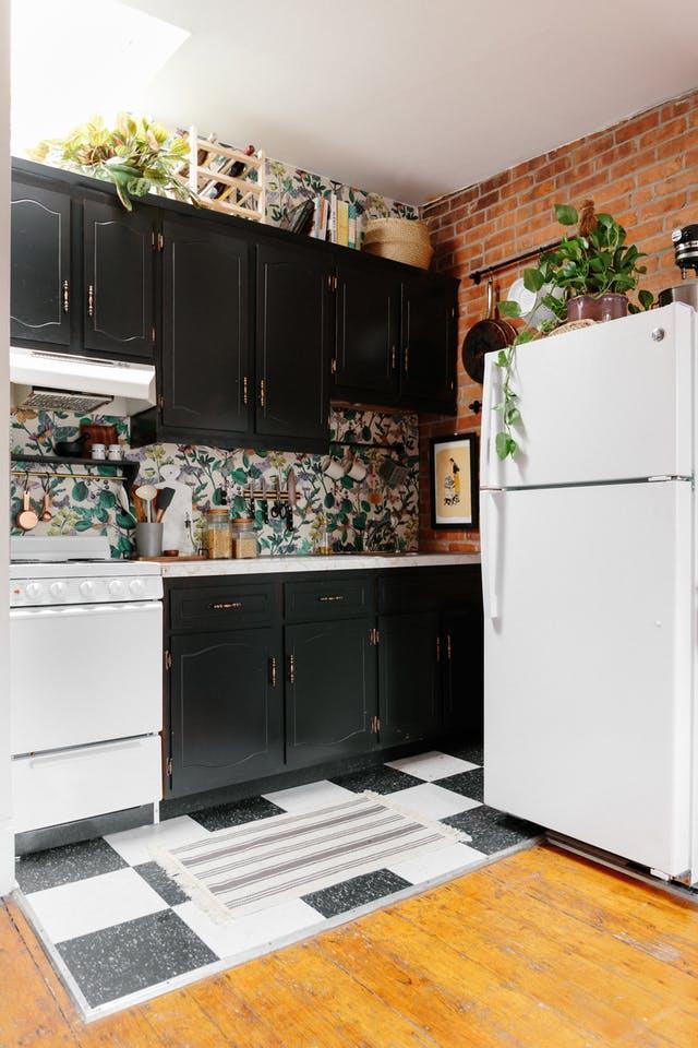 kako preurediti kuhinju