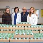 Mlijekoprodukt obilježio Svjetski dan djeteta: Balans + jogurti za najmlađe pacijente
