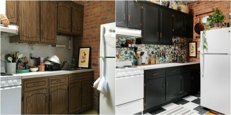 preuredjenje kuhinje primjer