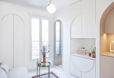 apartman u parizu