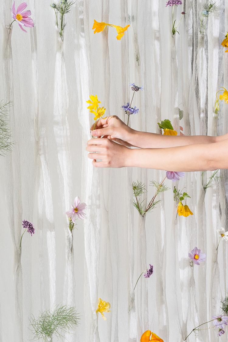 cvjetna zavjesa