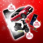 Kupite Huawei telefon i učestvujte u velikoj m:tel nagradnoj igri
