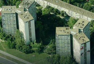 mercedeske zgrade