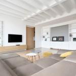 Zavirite u beogradski stan uređen u minimalističkom stilu