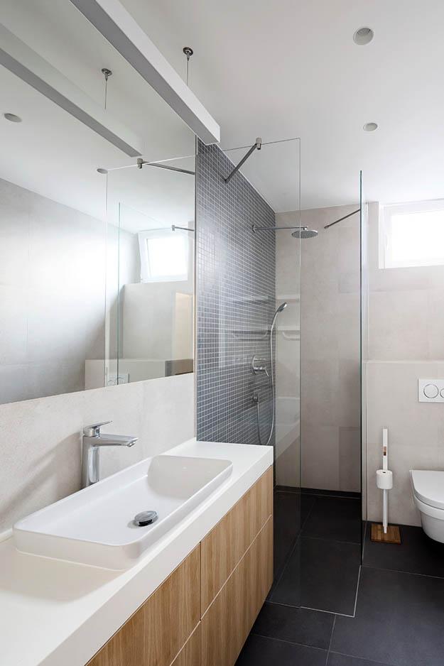 minimalisticko kupatilo