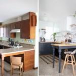 Četiri primjera kako jeftino obnoviti kuhinju