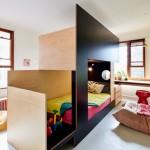 Pametno rješenje za dječju sobu koju dijele brat i sestra
