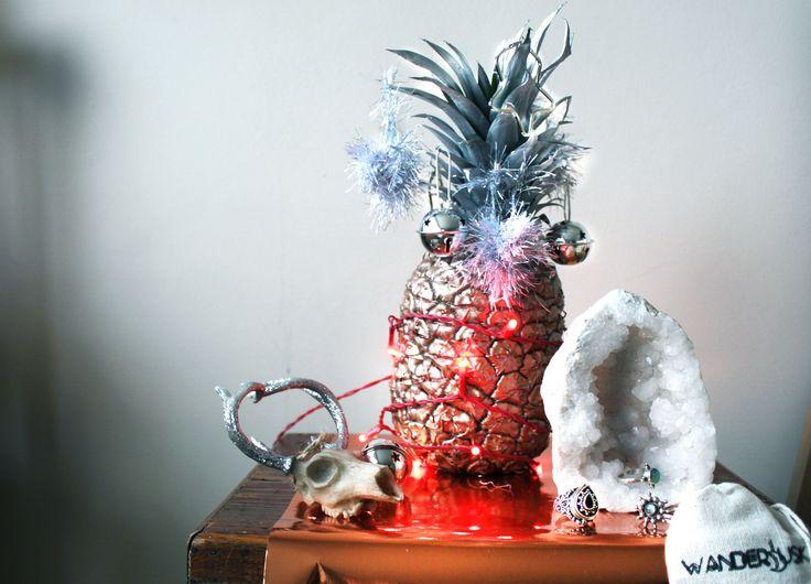 ukrasavanje ananasa