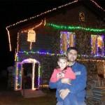 Modričanin okitio kuću sa 10.000 lampica
