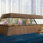 Pogledajte kako izgleda prva plutajuća kuhinja