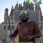 Brazilac 22 godine živi u pješčanom zamku na plaži