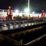 1500 kineskih radnika za samo devet sati izgradilo novu željezničku stanicu