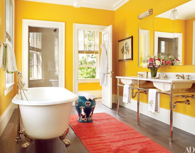 zuto kupatilo