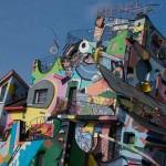 Arhitektura i turizam: Mali hotel našao dobar način da privuče pažnju