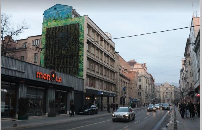 bilja fasada sarajevo