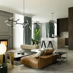 Projekat ovog luksuznog stana u Londonu radili su arhitekti iz Beograda