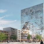 """Arhitekte projektovali zgradu sa """"kristalnom"""" reflektirajućom fasadom"""