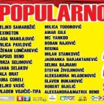 Oskar popularnosti 27. februara u Banjaluci
