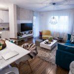 Moderno i funkcionalno: Sjajno uređen mali stan u Banjaluci