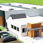 Nova dvorana niče na mjestu nekadašnjeg Šoping centra u Banjaluci