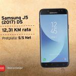 Pređite u m:tel i odaberite Samsung Galaxy J5