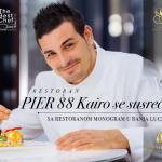 U banjalučki Monogram dolazi Giorgio Diana, kuhar sMichelin zvjezdicom