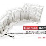 22. Međunarodni sajam Grames i Demi počinje 14. marta