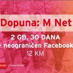 Neograničeni net i fejsbuk – savršeni par