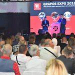 Počeo sajam Grapos Expo 2018