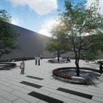Ovako bi mogao izgledati Park književnosti u Travniku