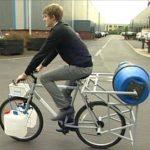 Britanac od bicikla napravio funkcionalnu mašinu za veš