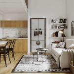 Pet dobrih primjera: Najbolji stil za uređenje manjih stanova