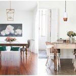 Kako uspješno spojiti stari sto i moderne stolice