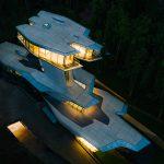 Završena je jedina privatna rezidencija koju je projektovala Zaha Hadid i spektakularna je