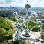 Spektakularna građevina: Atomijum slavi 60. rođendan